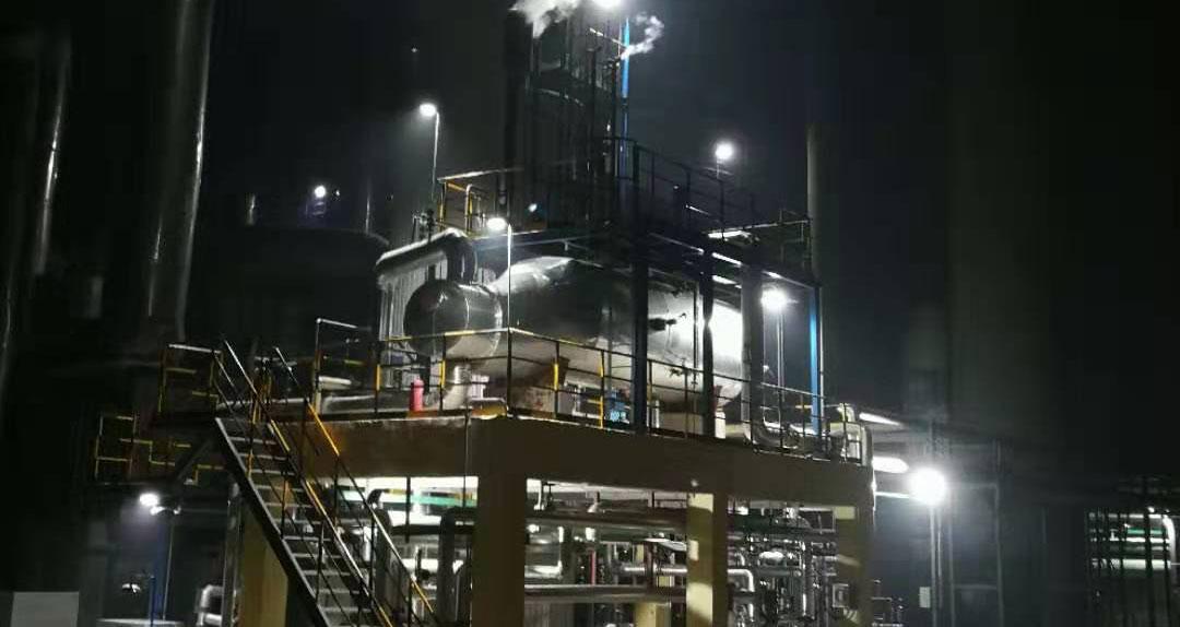 硫酸低温余热回收工艺设备