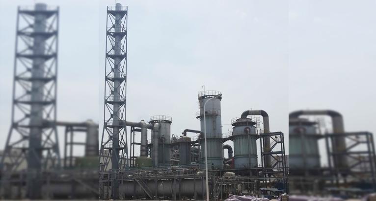 太仓多元化硫酸装置
