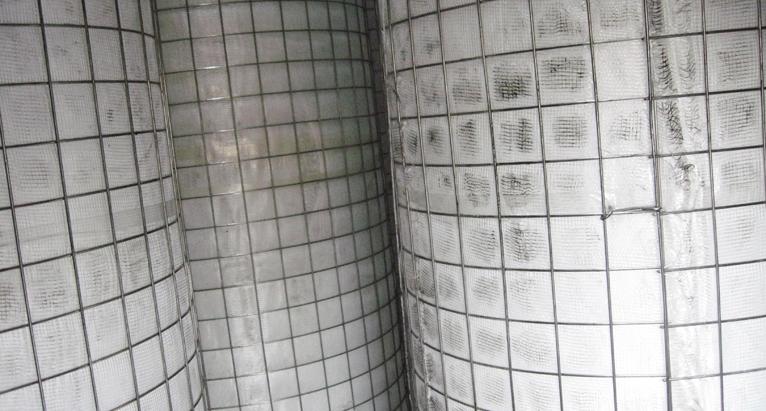 太仓特殊设计的除雾器元件