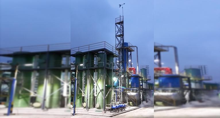 多种二氧化硫生产、提纯装置